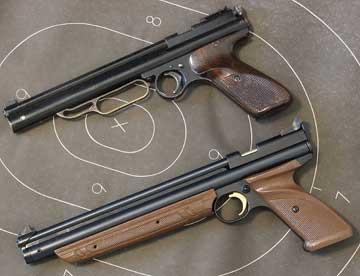 08 28 08 pistols Обзор Crosman 1377