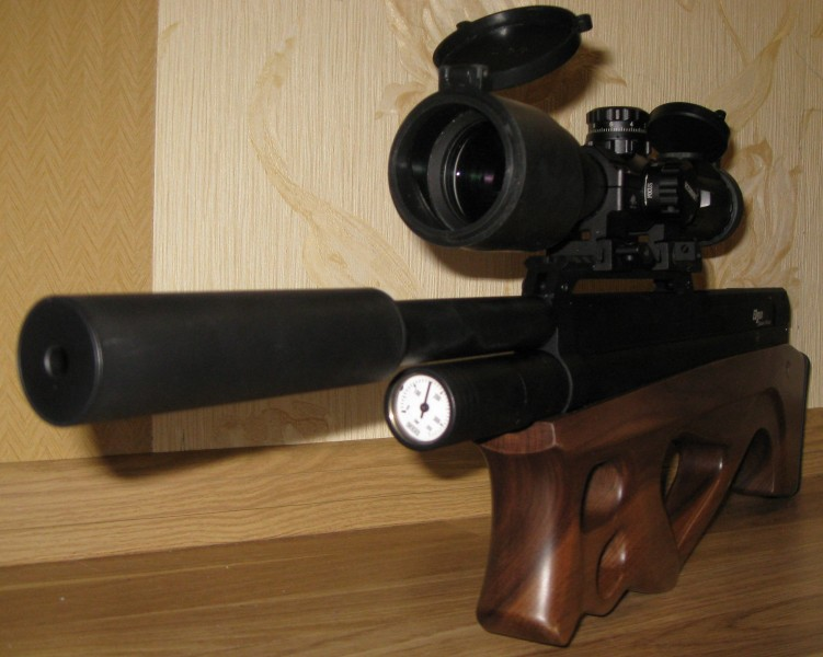 IMG 4363 751x600 Обзор винтовки Леля