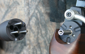 02 Обзор Air Arms S410 TDR (Take Down Rifle)