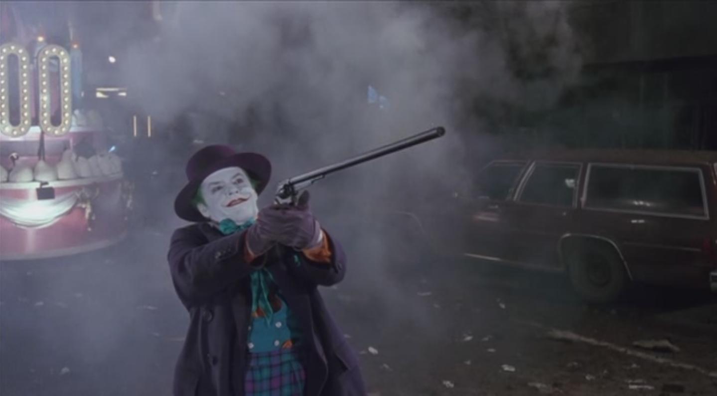 Револьвер Джокера