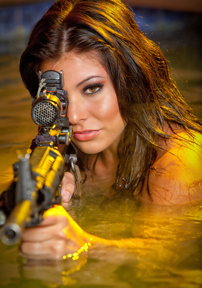 Top Shot's Michelle Viscusi