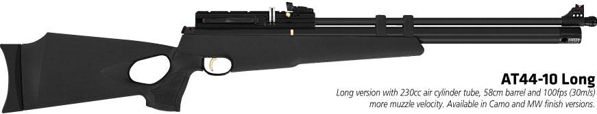 AT44 10 long Обзор PCP винтовки Hatsan AT44 10
