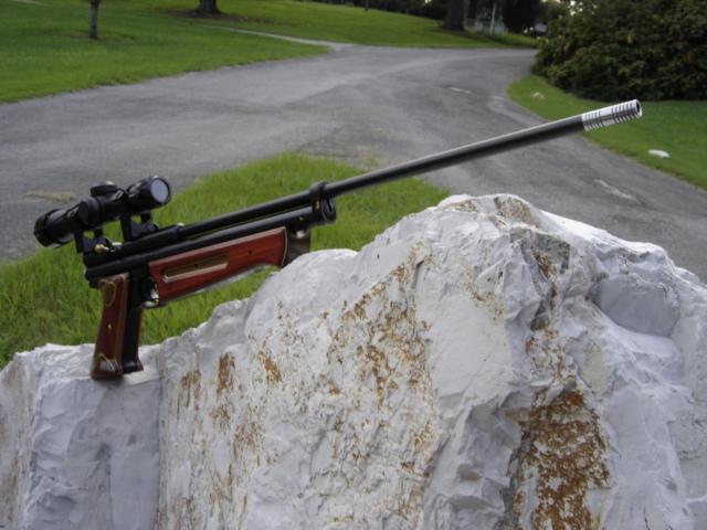 DSC00467 Crosman с 24 дюймовым стволом