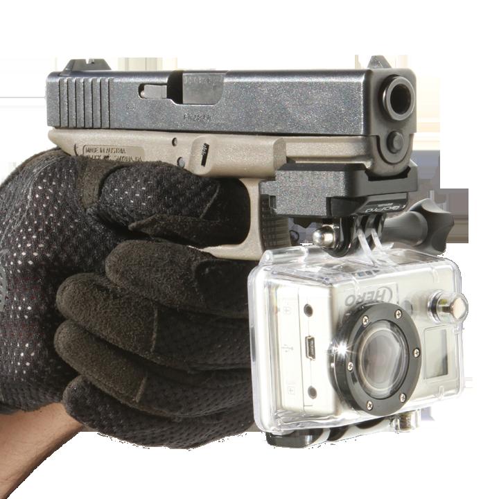 Glock GoPro Small Крепление видеокамеры к винтовке