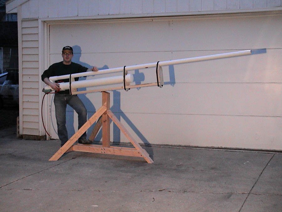 Huge spud gun 724029 Potato Canon