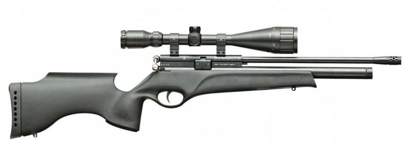 Scorpion T10 Rifle PCP 800x294 Обзор BSA Scorpion T 10 и BSA Scorpion Single Shot