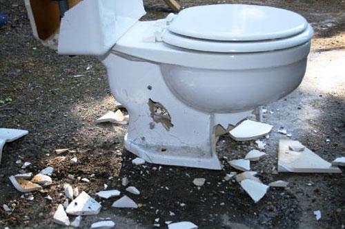 Toiletbashing007 Тюнинг AirForce от компании Talon Tunes