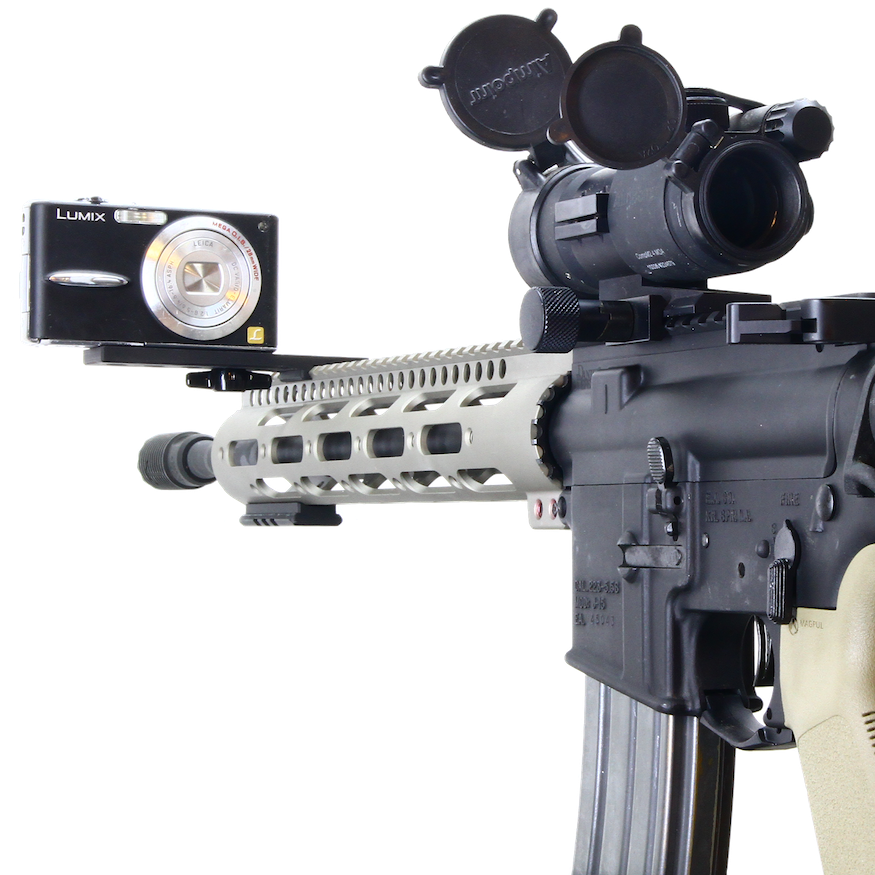 Universal 1 Square Close Small 1 Крепление видеокамеры к винтовке