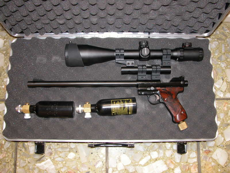 VenomLD Тюнинг пневматики от Mac1 Airgun