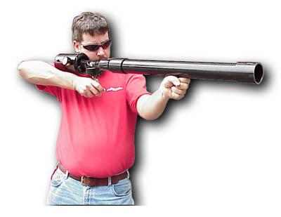 john bazooka Potato Canon