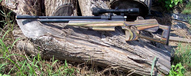 kbordelinaa410carbine1 800x319 Авторская ложа для Air Arms