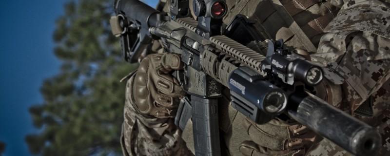 picatinny hero 800x320 Видеокамера для крепления к оружию