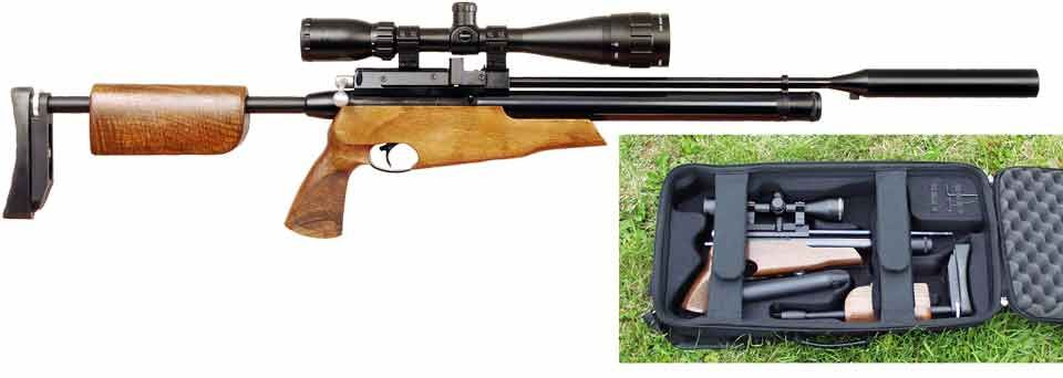 Air Arms S410 TDR