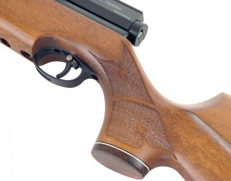 wiatrowka AA S510 45 55 chwyt spust det big1 768x600 Обзор Air Arms S510 SL