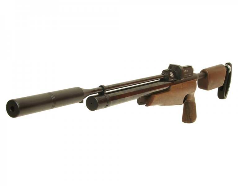 wiatrowka AA TDR new inny widok 768x600 Обзор Air Arms S410 TDR (Take Down Rifle)