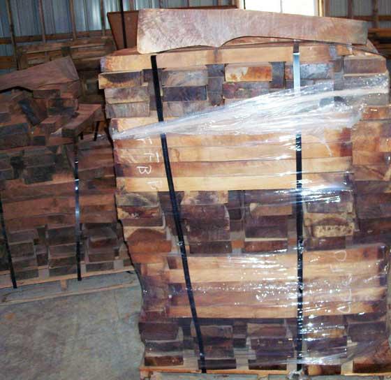 02 10 12 04 walnut stock blanks Quackenbush .308   самая мощная пневматика. Обзор, часть 1