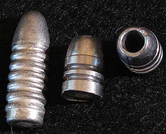 05 18 12 01 two bullets2 Quackenbush .308   самая мощная пневматика. Обзор, часть 2