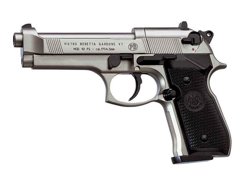 2beretta 92 Выбираем пневматический пистолет. 8 популярных моделей