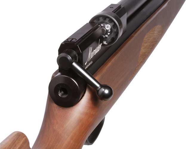 Benjamin Marauder air rifle BJ BP1763 air rifle 2 enl Обзор Benjamin Marauder. Внешний вид, характеристики