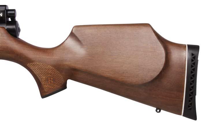 Benjamin Marauder air rifle BJ BP1763 air rifle 6zm enl Обзор Benjamin Marauder. Внешний вид, характеристики