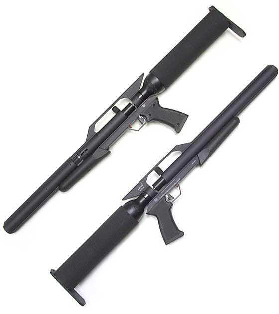 TalonSS 1 Выбираем первую PCP винтовку. Обзор 6 популярных моделей