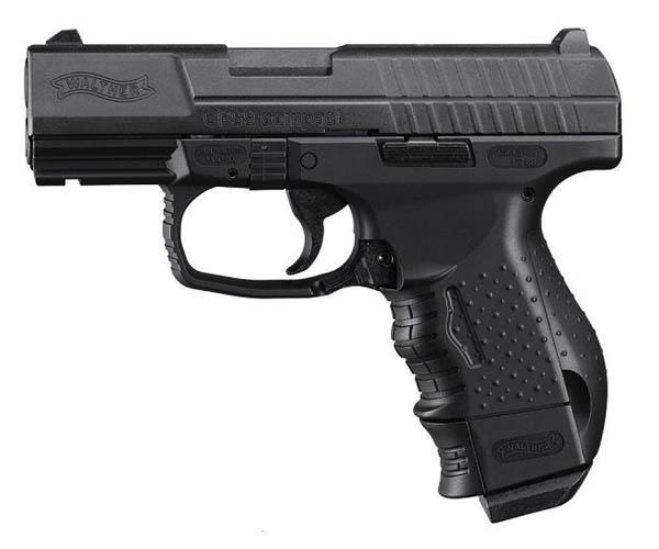 WaltherCP99Compact2 enl Выбираем пневматический пистолет. 8 популярных моделей