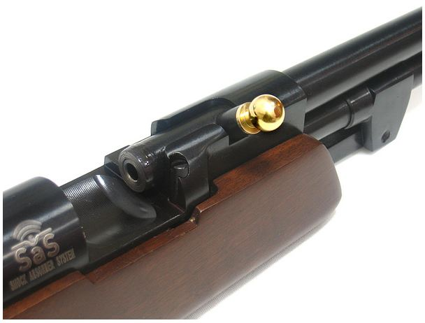 torpedo 155 3 Обзор Hatsan Torpedo 155. Внешний вид, взведение, заряжание