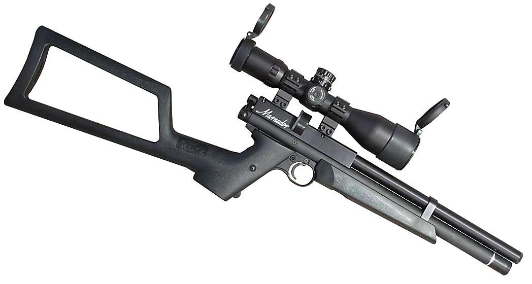 01 21 11 01 Benjamin Marauder air pistol Centerpoint scope Пневматический пистолет Benjamin Marauder. Тест точности
