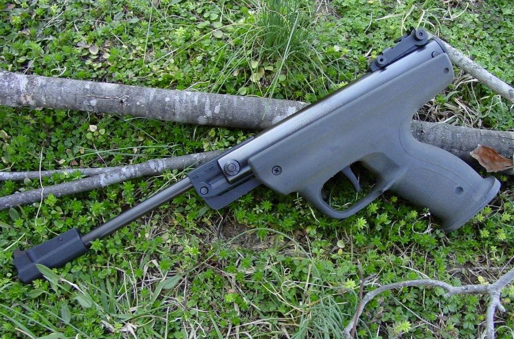 7254229 orig Пневматический пистолет ИЖ 53М