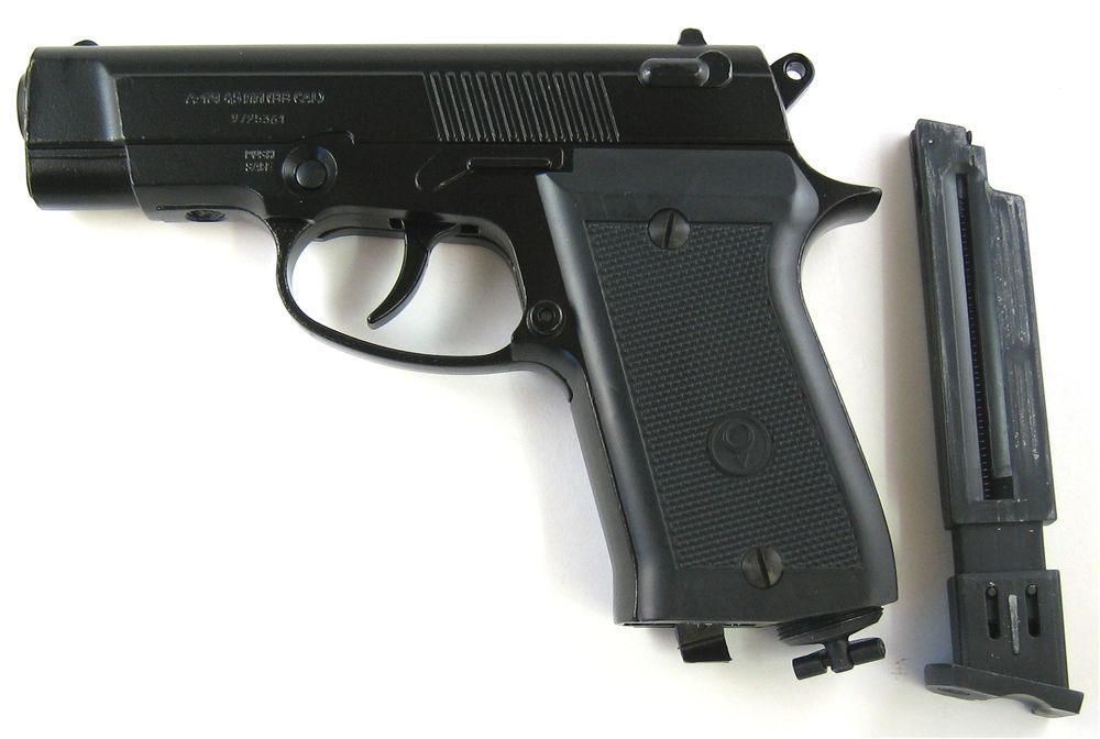 Aniks A 101 2 1 Пневматический пистолет Аникс А 101