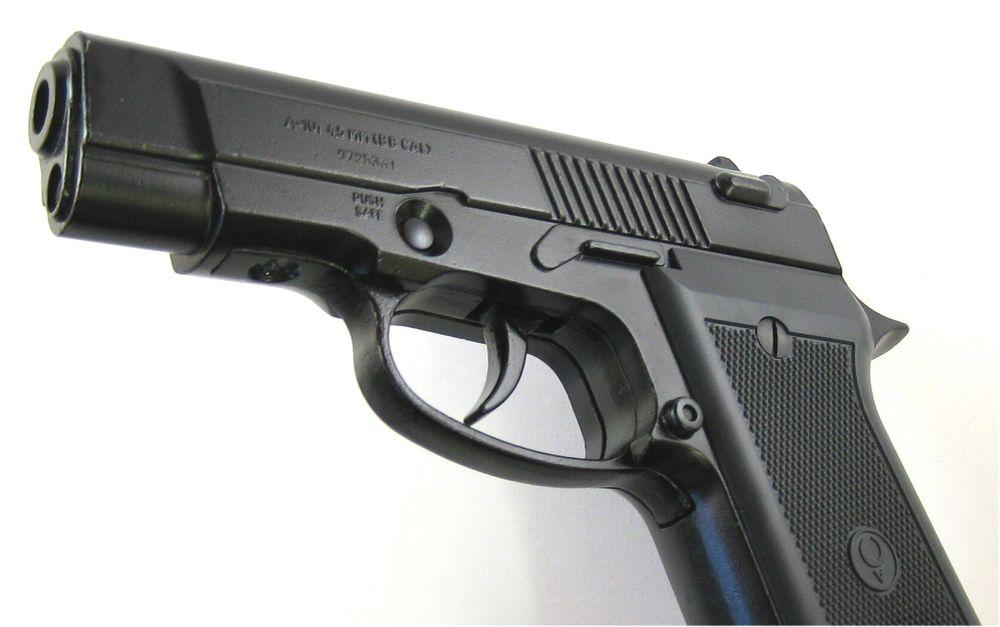 Aniks A 101 7 1 Пневматический пистолет Аникс А 101