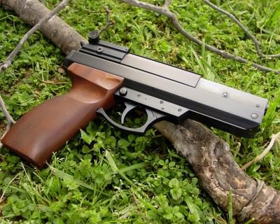 BSA 240 Magnum 1 400x320 Пневматический пистолет BSA 240 Magnum