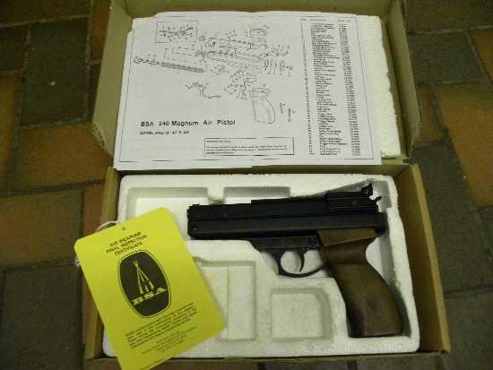 BSA 240 Magnum 12 Пневматический пистолет BSA 240 Magnum