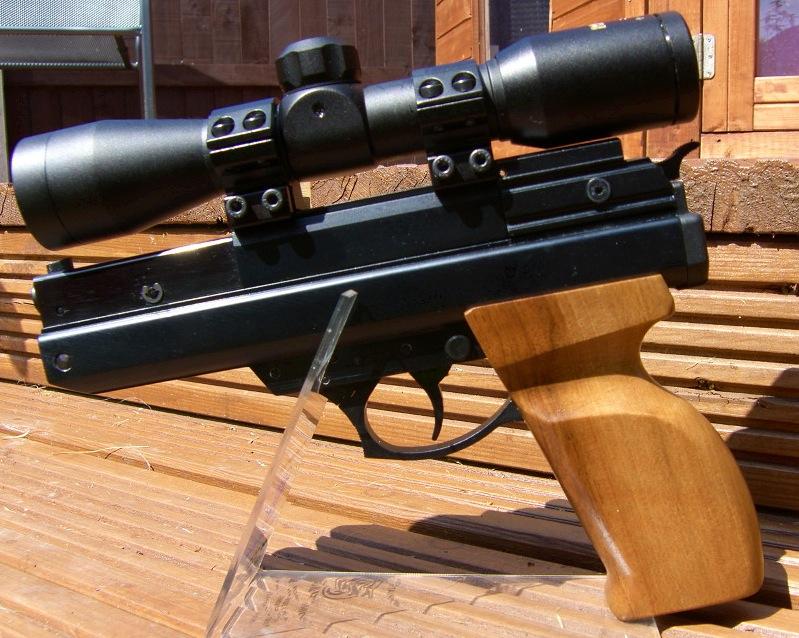 BSA 240 Magnum 13 Пневматический пистолет BSA 240 Magnum