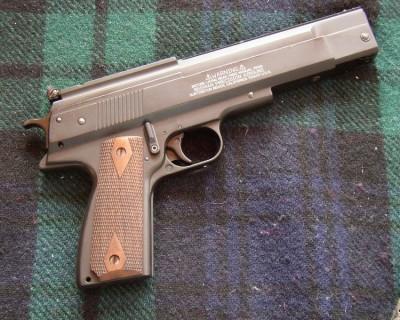 Beeman P1 Magnum 30 1 400x320 Пневматический пистолет Beeman P1 Magnum