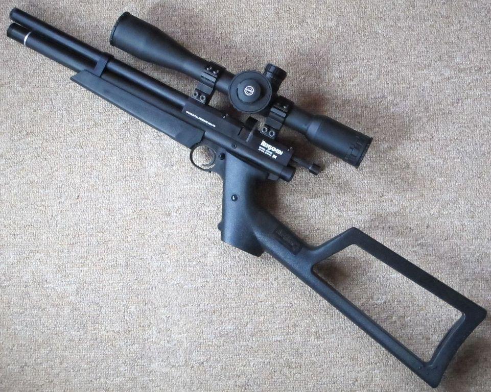 Benjamin Marauder Pistol 01011 Пневматический пистолет Benjamin Marauder. Тест точности