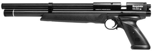 Benjamin Marauder BJ BP2220 pistol zm Пистолет Benjamin Marauder
