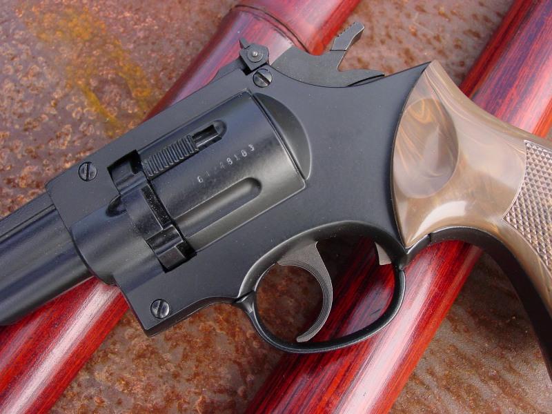 Crosman 38T 7 Пневматический револьвер Crosman 38T