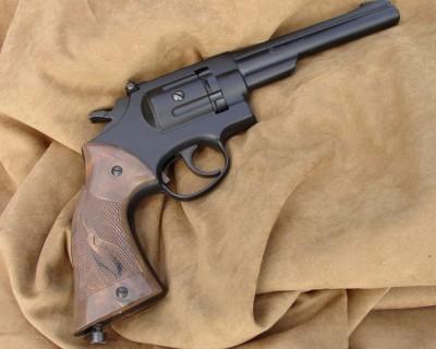 Crosman 38T 8 400x320 Пневматический револьвер Crosman 38T