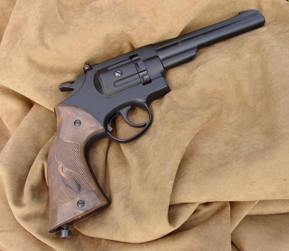 Crosman 38T 8 Пневматический револьвер Crosman 38T