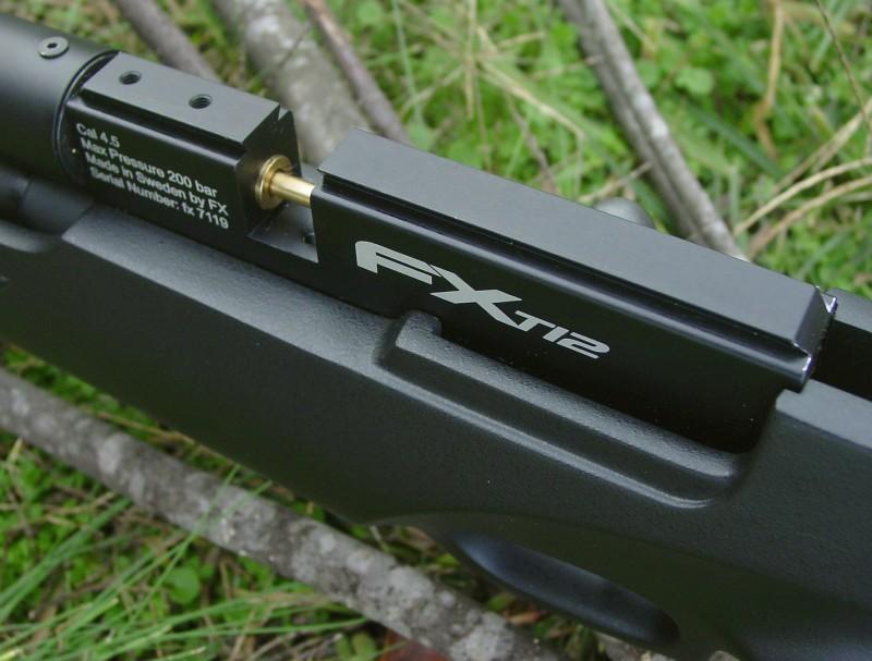 FX Airgun T12 Whisper 7 Обзор FX Airgun T12 Whisper