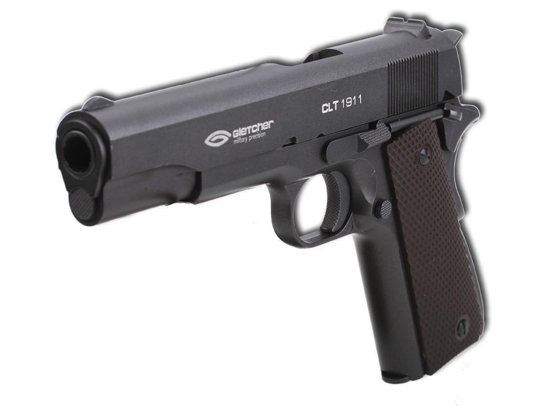 Gletcher CLT1911 1 Пневматические пистолеты Gletcher