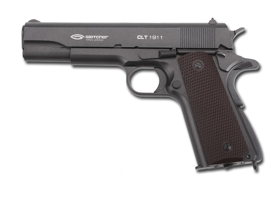Gletcher CLT1911 2 Пневматические пистолеты Gletcher