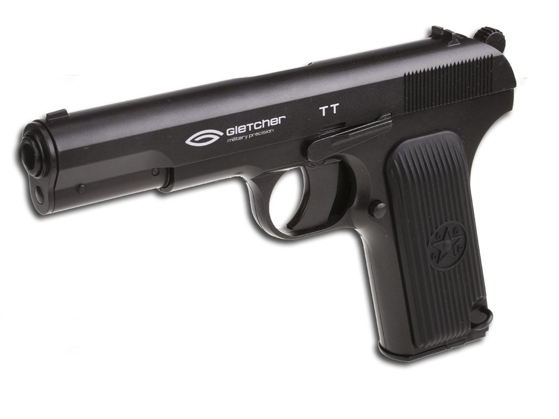 Gletcher TT Пневматические пистолеты Gletcher