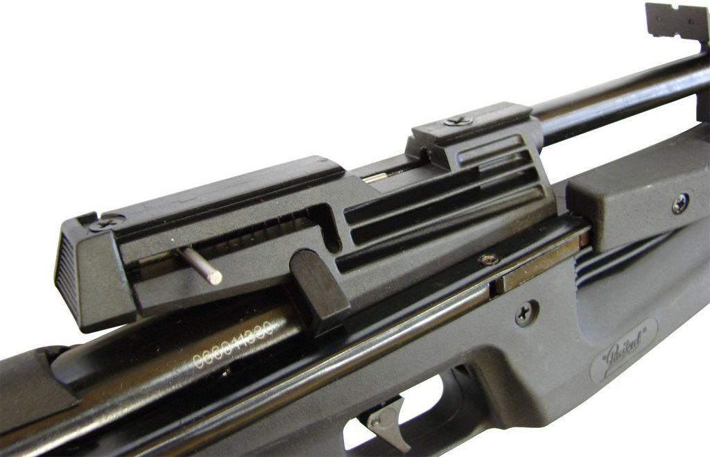 IZH 60 8.xnbak  Пневматическая винтовка Байкал МР 60. Реинкарнация железа