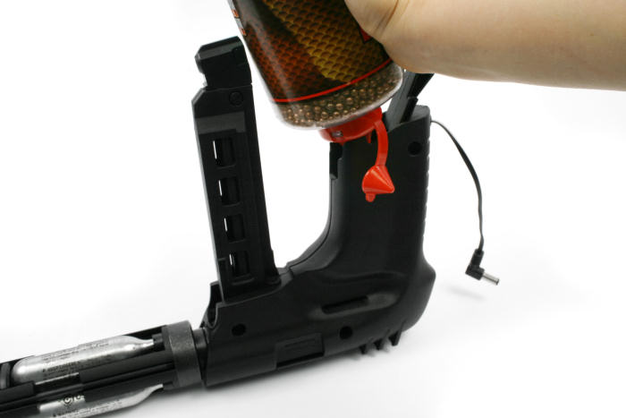 IZH Drozd MP 661K Blackbird 5 Про ИЖ МР 661К Дрозд