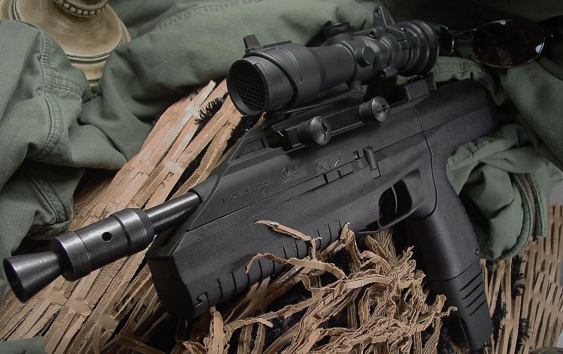 MP 661K Drozd 1 Про ИЖ МР 661К Дрозд