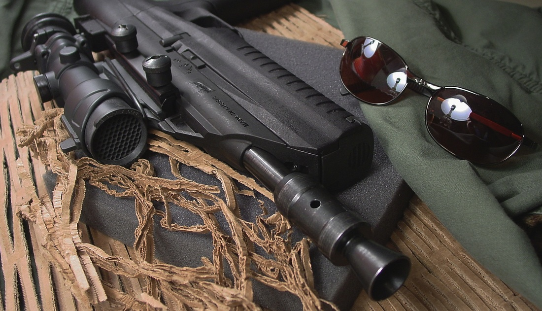 MP 661K Drozd 5 Про ИЖ МР 661К Дрозд