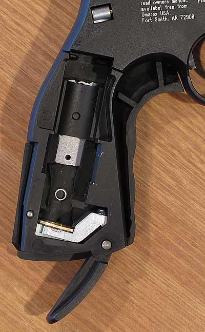 SW586 1 Пневматический револьвер Smith & Wesson 586