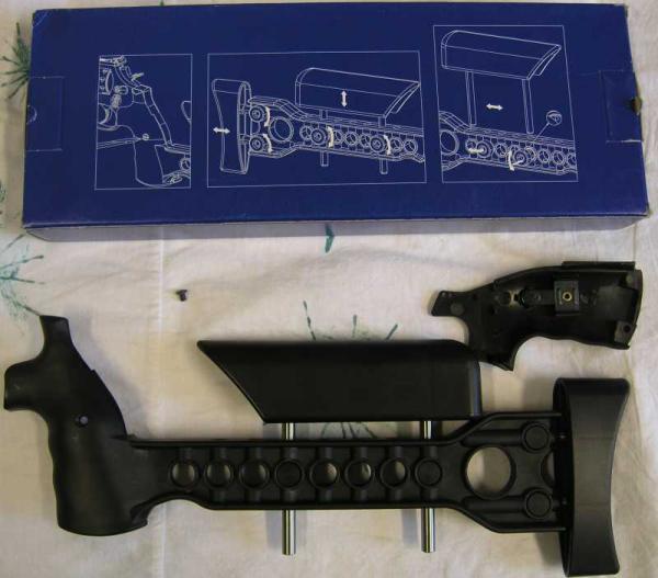 SW586 11 Пневматический револьвер Smith & Wesson 586